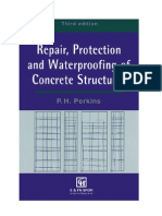 Repair, Protection and Waterproofing of Concrete Structures