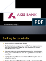 Team 6 -Axis Bank
