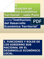 1 Funciones y Roles de Los Gobiernos Sub Nacionales