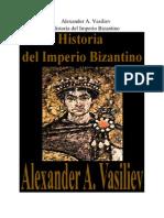 A. Vasiliev - Historia Del Imperio Bizantino