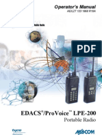 Edacs Lpe-200_user Guide