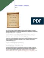 Las 5 Solas de la Reforma Evangélica o Protestante