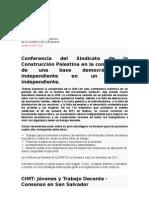 Boletín ICM