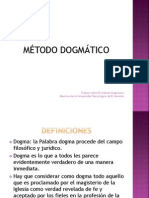 Metodo Dogmatico