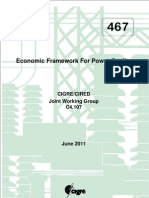 (467) Economic Framework for Power Quality