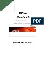 Manual Dialux