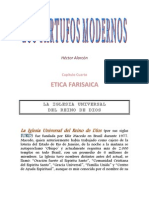 Héctor Alarcón - ETICA FARISAICA