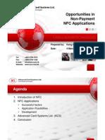 ACS Presentation 04Mar2008--Non Payment Applications