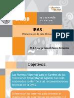Caso Clínico IRAS