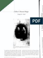 Nickel Talbot's Natural Magic