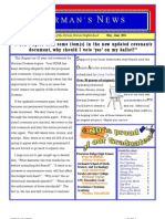 2011 May Newsletter