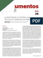 Olimova,S.; Farkhod, T.-islamic Revival in Central Asia
