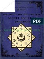 Secret Societies Unmasked