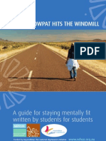 A Guide to Staying Mentally Fit - A Guide for Students Written by Students