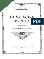 Medicina psiquica