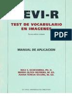 TEVI Instrucciones PDF