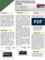 Controlador difuso PIC18F4550