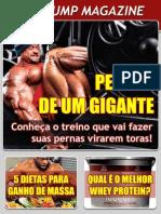 Revista Max Pump - Pernas de Um Gigante