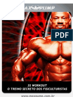 Revista Max Pump - O Treino Secreto