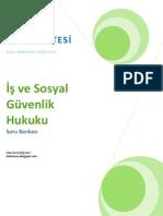 İş ve Sosyal Güvenlik Hukuku Soru Bankası