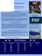 Alma Newsletter - 11-3-11