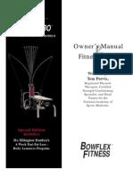 BOWFLEX Manual Powerpro
