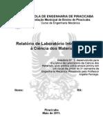 Relatório Ensaio Jominy (EEP-Piracicaba)