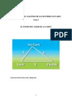Enseñanzas del éxodo del saber de acuarius. David Ferriz Olivares