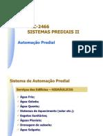 sistemas de automação predial