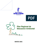 Plan de Educacion Ambiental 1