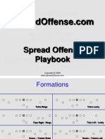 Spreadoffense.com Playbook