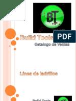 Catalogo Final (Build Tools)