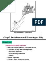 Basics of Ship Resistance
