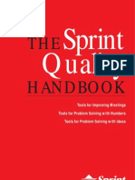 Sprint Quality Handbook