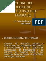 Teoria Del Derecho Colectivo Del Trabajo1