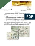 Aldershot Resources Uranium Vanadium Mining Property