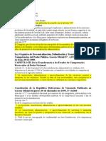 Regimen Federal Venezolano