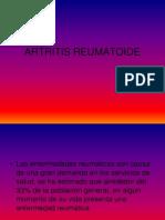 Artritis Reumatoide Expo Uvm