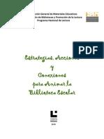 Estrategias_Acciones_Conexiones_para Animar La Biblioteca Escolar