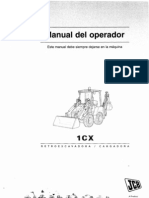 Manual Usuario Miniretro JCB 1CX
