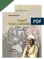 BARZANI  1958- 1961