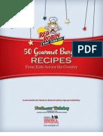 2011 Red Robin Cookbook