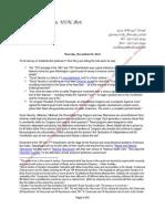 Letter to RNC Regarding Republicans