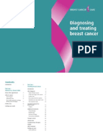 Diagnosing and Treating Breast Cancer Arabic UK