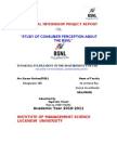 Lalit Report of Bsnl