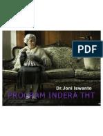 Program Indera THT Puskesmas