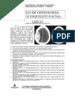 EDII - módulo de Osteologia Do Crânio e Esqueleto Facial
