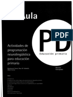 (español) actividades de pnl para educacion primaria