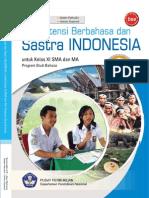 11. Kompetensi Berbahasa Dan Sastra Indonesia SMA XI Bahasa Syamsuddin AR