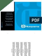 Husqvarna Manual 2004 Smr 630 Sm